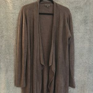 Barefoot Dreams Waterfall Front Cardigan